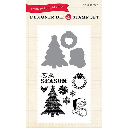 Classic Christmas Die/Stamp
