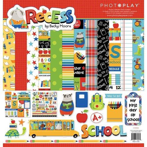 Photo Play Recess Group