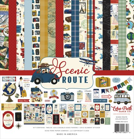 Scenic Route Group