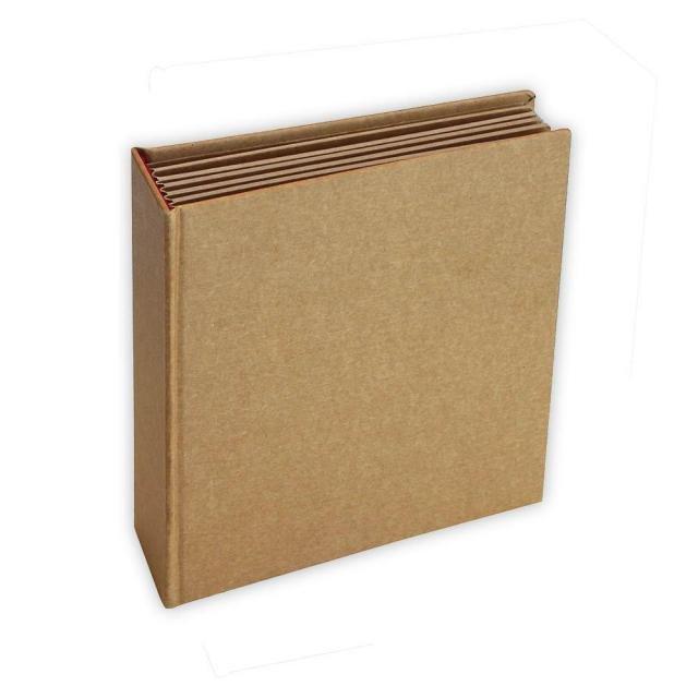 Stamperia Kraft Album 20cm x 20cm x 5cm