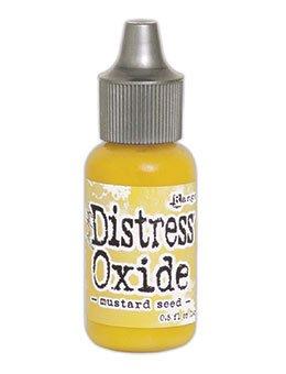 Distress Oxide Reinker - Mustard Seed