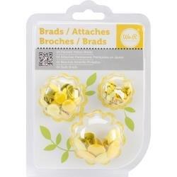 Brads - Yellow