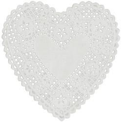 Heart Doilies 4