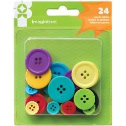 Imaginisce Fun Family Button