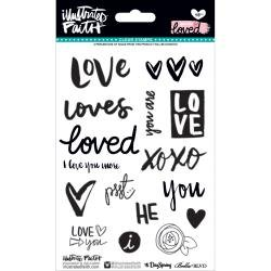 Illustrated - Love Stamp