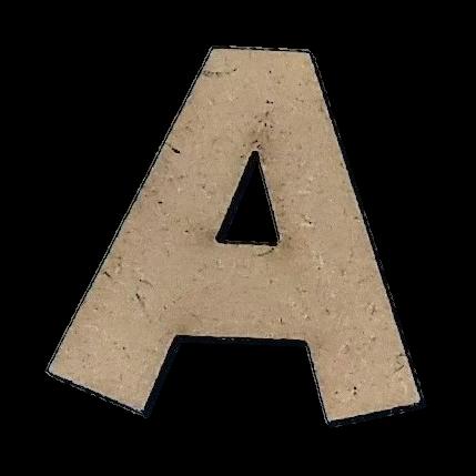 FD - Letter A