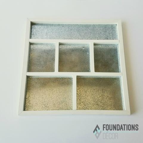 Shadow Box - White