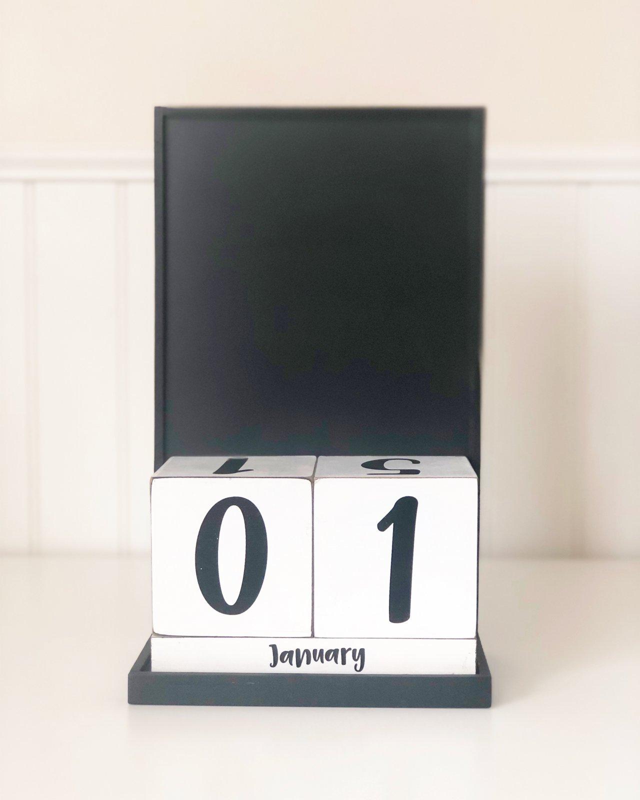 Block Countdown/Calendar Base