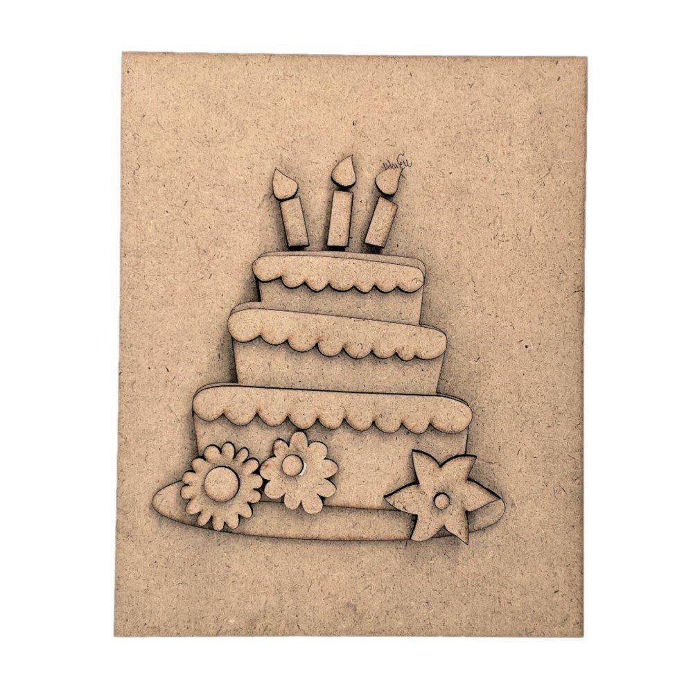 Block Countdown - Birthday/Wedding