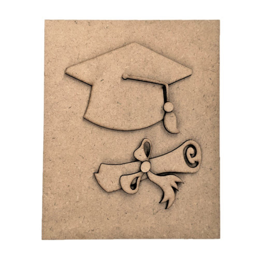 Block Countdown - Graduation