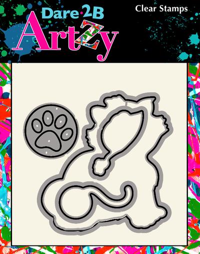 Dare 2B Artzy Cat Die