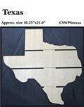 Palett Shape - Texas