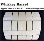 Pallet Shapes - Barrel