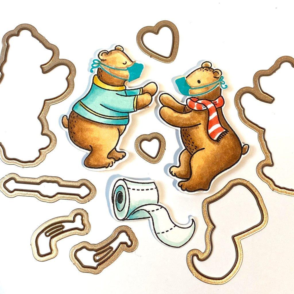 D2BA - Bear Hug Die