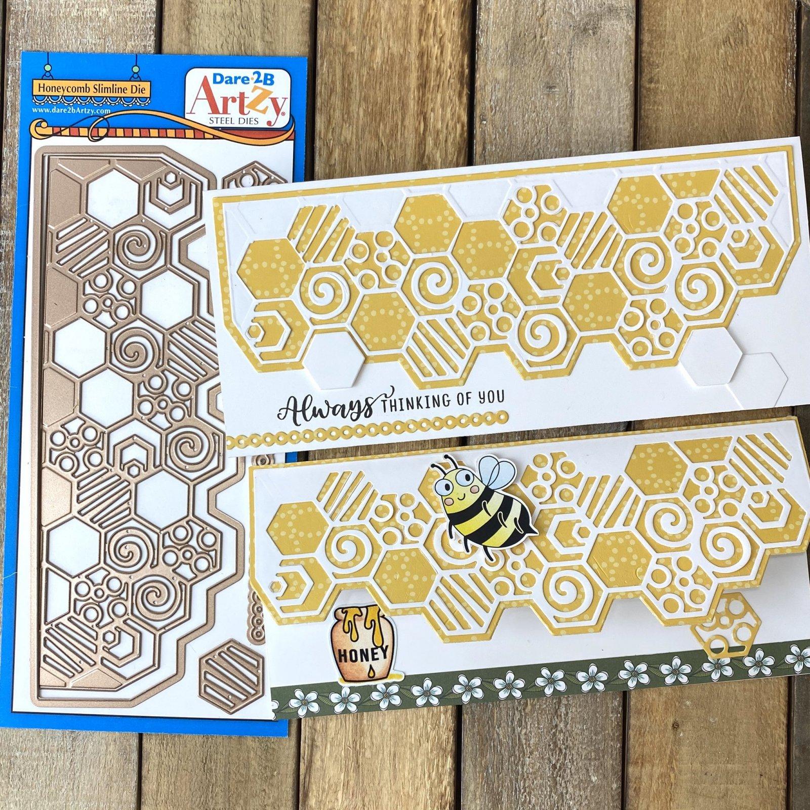 D2BA - Honeycomb Slimeline