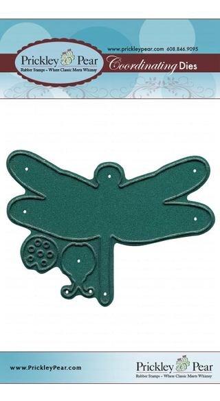 Prickley Pear - Dragonfly - Die Set