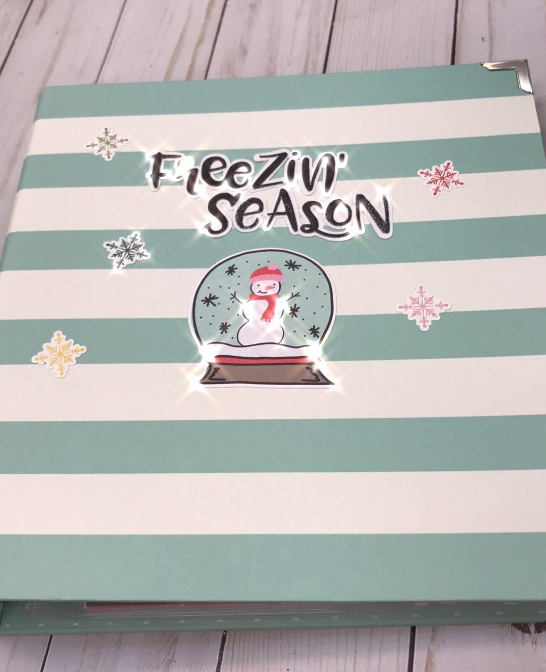 Freezin' Season Mini Album