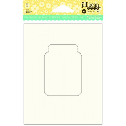 Shaker Card  - Jar