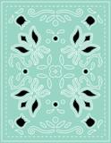 LDRS - Folk Art A2 Cover Plate