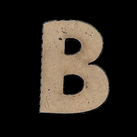 FD - Letter B