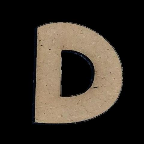 FD - Letter D
