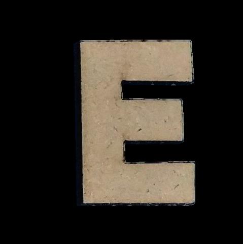 FD - Letter E