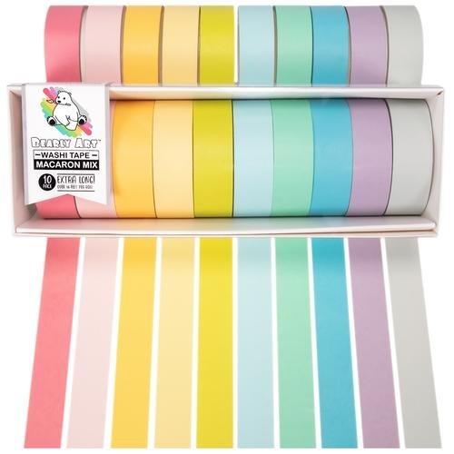 Bearly Art Glue - Macaron Mix Washi Tape
