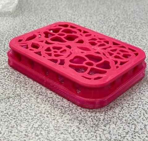 Marko - Flower Shammy Case - Pink
