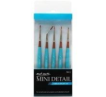 Mont Marte - Mini Detail Brush Set