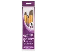 Mont Marte - Gallery Watercolour Brush Set