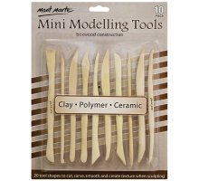 Mont Marte - Modeling Tools 10 pc