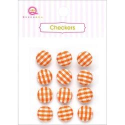Checkers - Orange