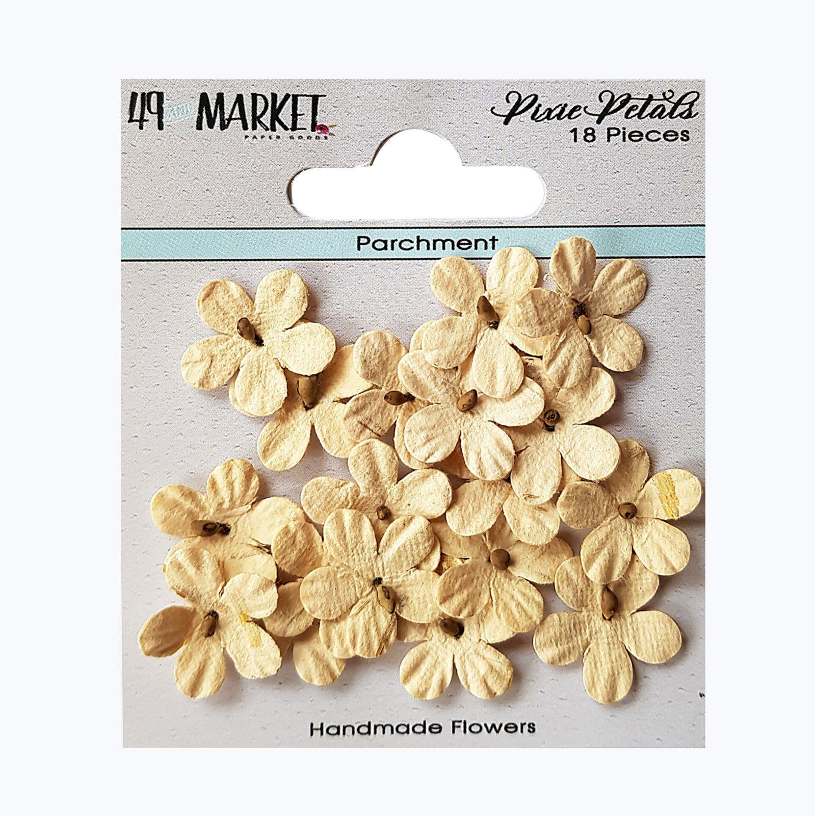 49th & Market - Pixie Petals - Parchment