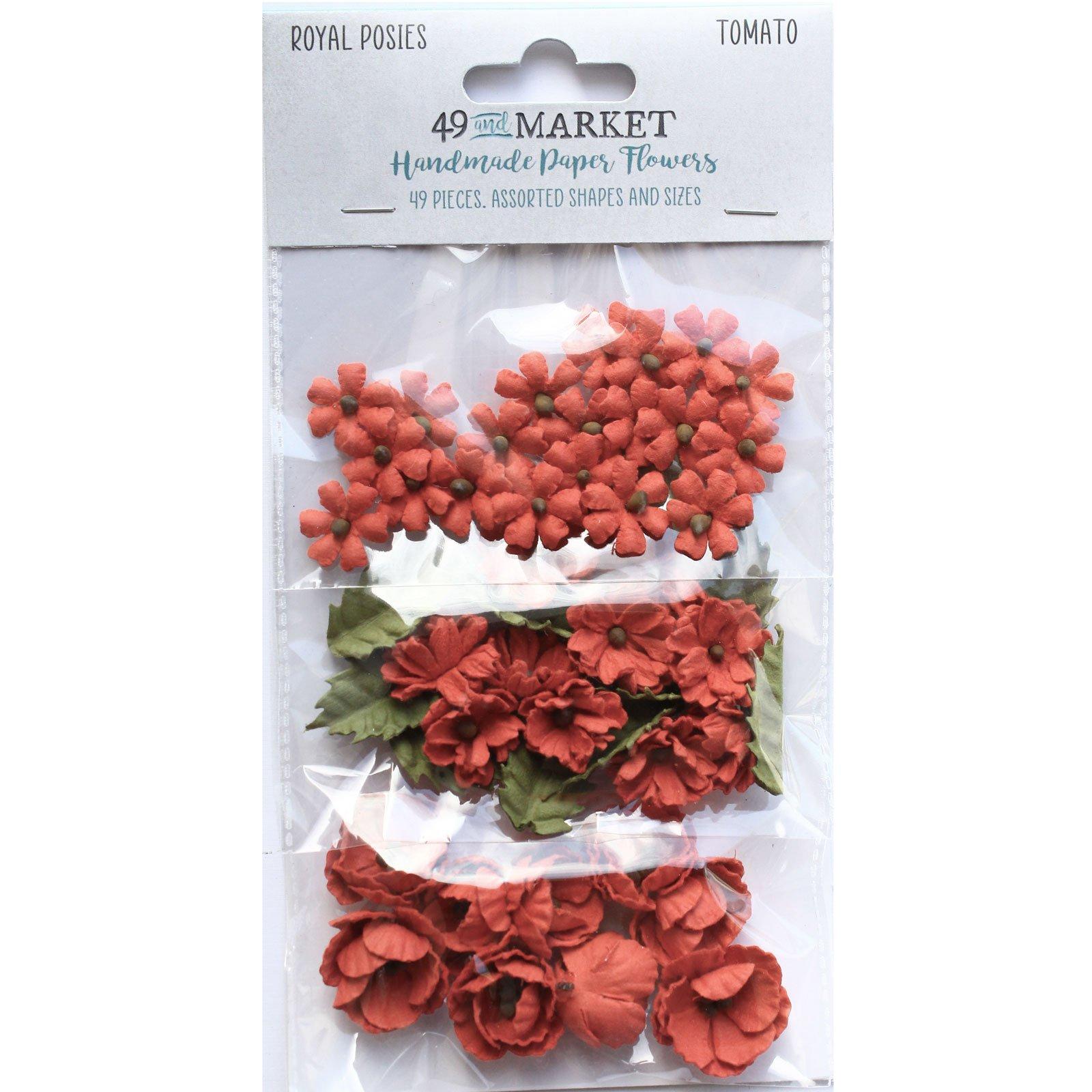 49th & Market - Royal Posies - Tomato