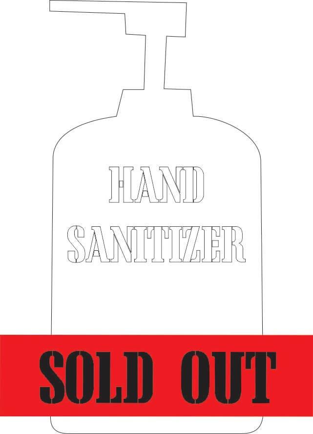 CV - Hand Sanitizer Laser