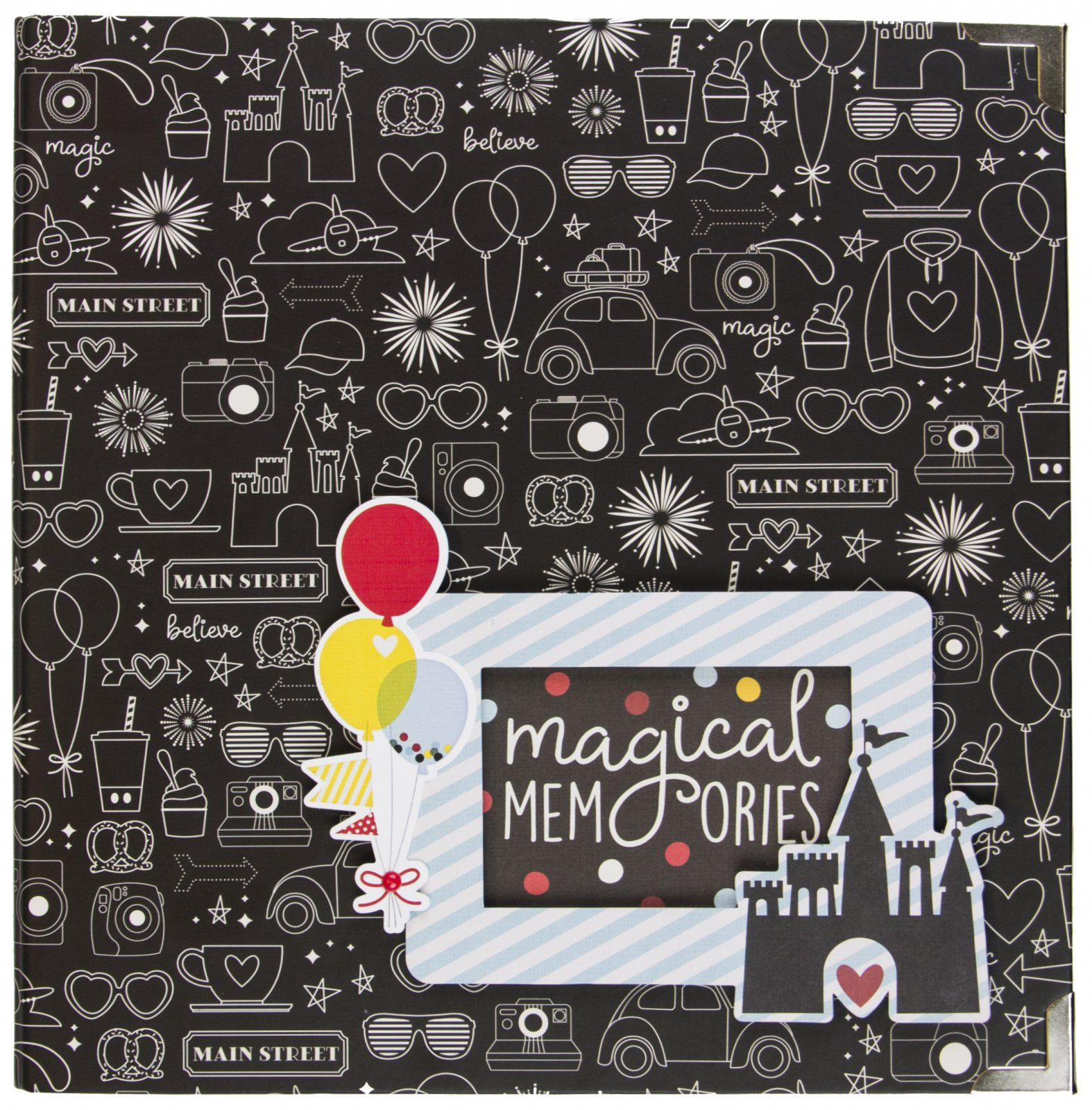 Magical Memories Disney Mini Album