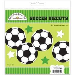 Soccer die cuts