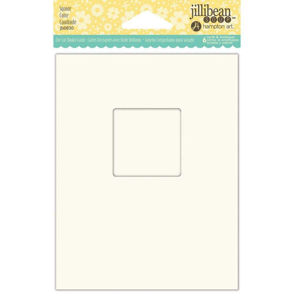 Square Pop Up Cards