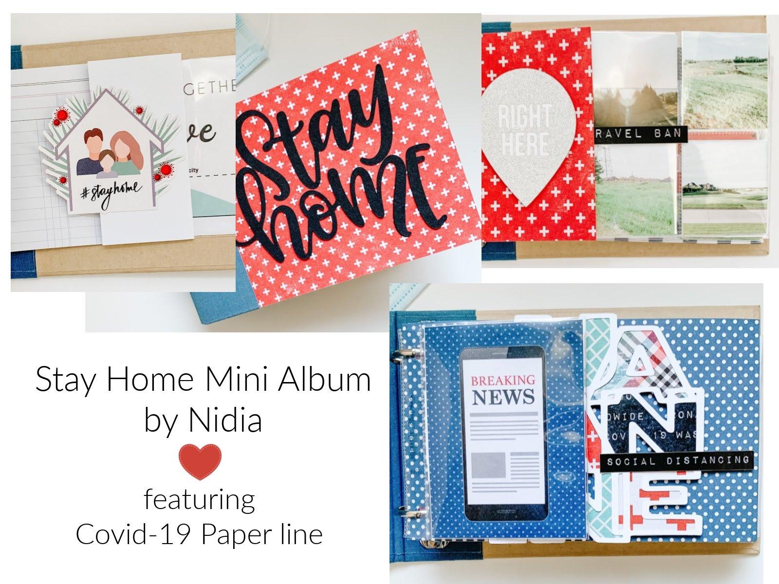 Stay at Home Mini Album