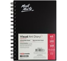 Mont Marte - Visual Diary A5