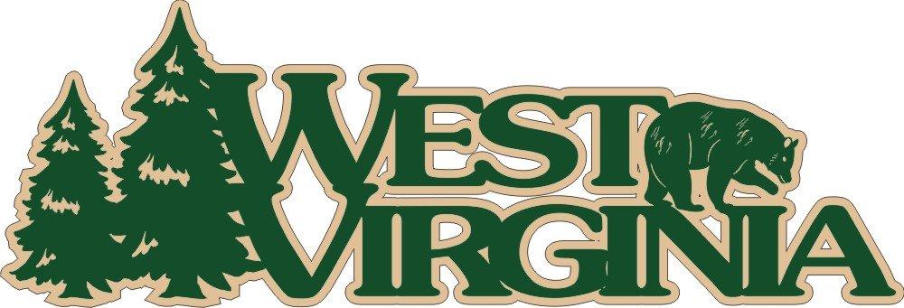 West Virginia Laser Cut