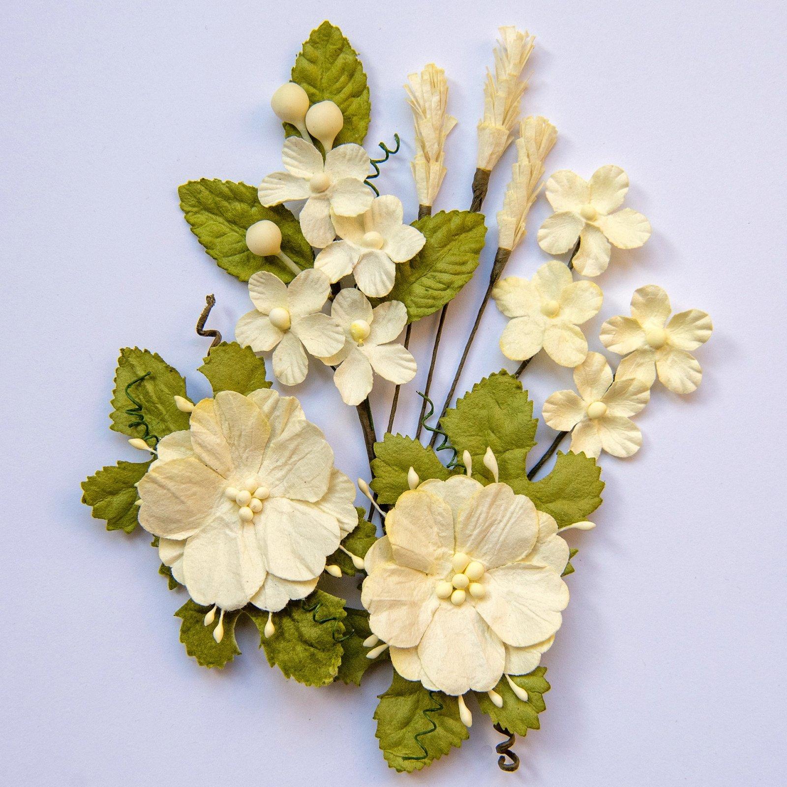 49th & Market - Wildflower - Cream