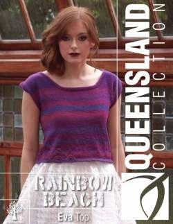Queensland Collection Rainbow Beach Eva Top  Pattern