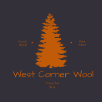 West Corner Wool Logo