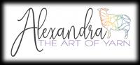 Alexandra the Art of Yarn