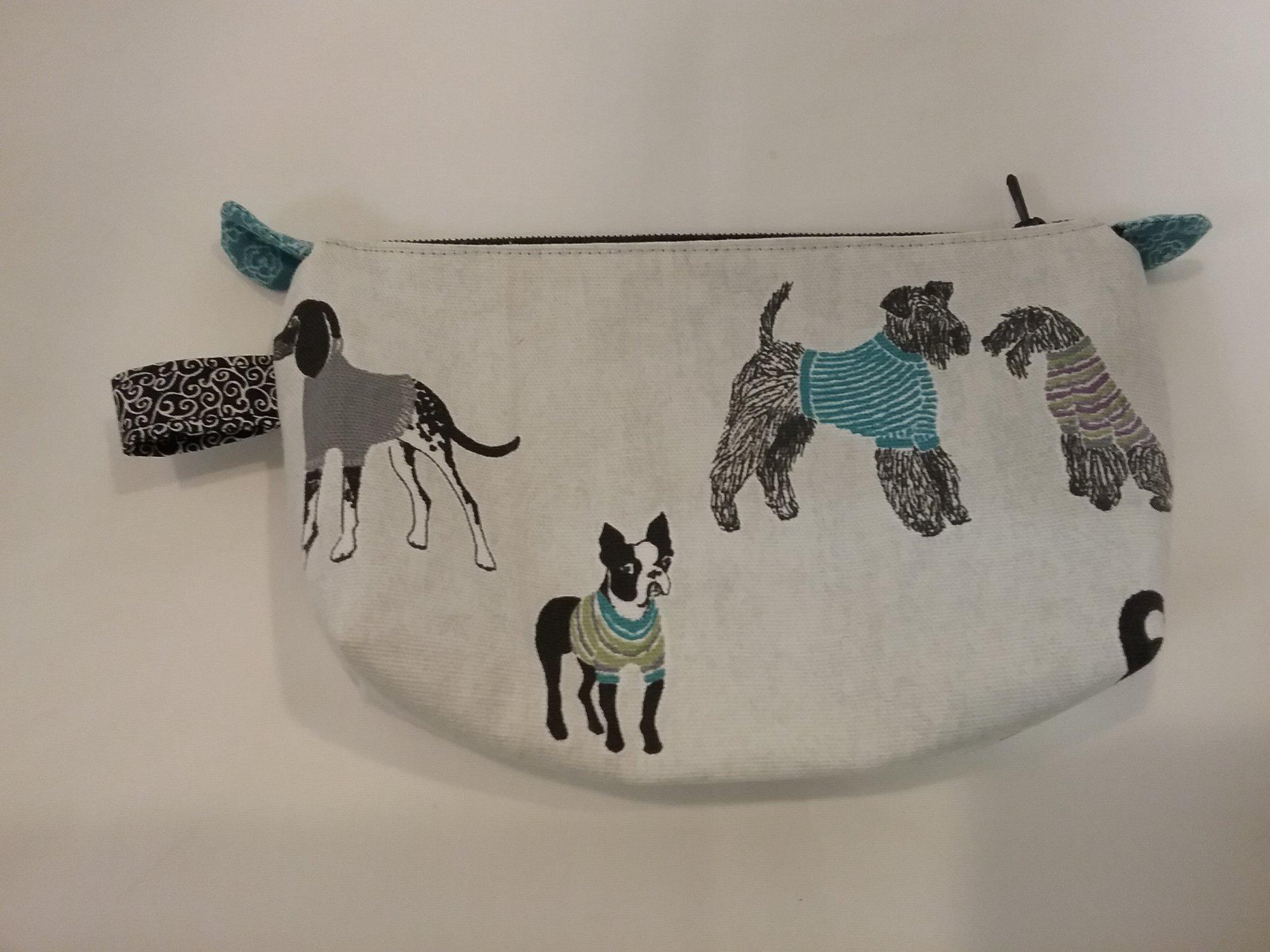 Zip Project Bag