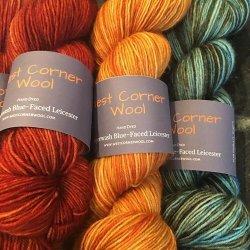 West Corner Wool