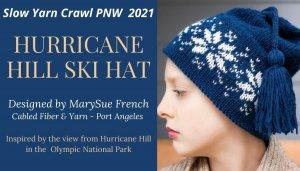 Hurricane Hill Ski Hat