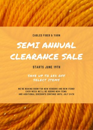 Simi Annual Clearance Sale Starts June 19