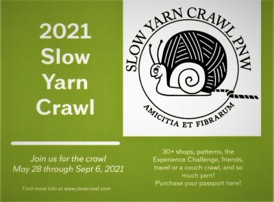 PNW Slow Yarn Crawl